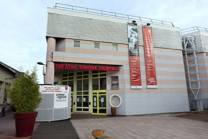 Journées du patrimoine 2019 - Visite « bousculée » du théâtre Simone Signoret