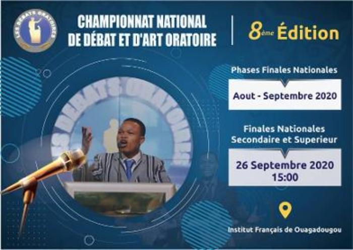 Confrontations par envoi de capsules vidéo entre les vainqueurs issus des phases éliminatoires des régions en vu de déterminer le champion national