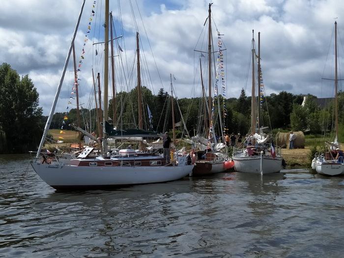 Journées du patrimoine 2020 - Découverte de la Flottille Traditionnelle de Basse Vilaine