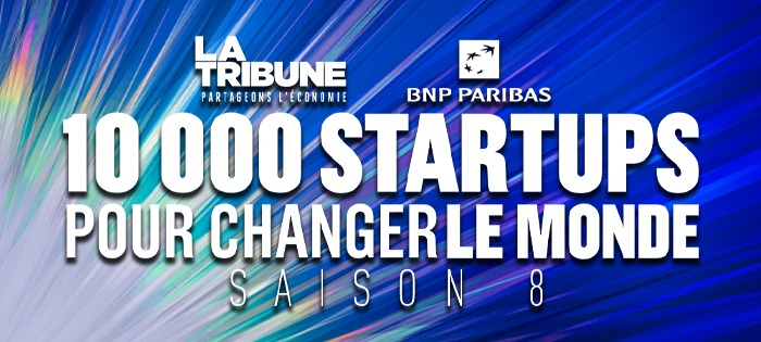 10 000 STARTUPS POUR CHANGER LE MONDE