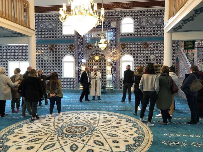 Journées du patrimoine 2019 - Visite guidée de la mosquée de Flers