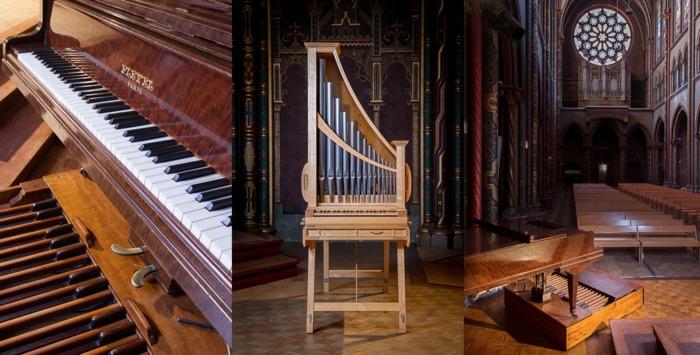 Journées du patrimoine 2019 - Découverte au fil des orgues : parcours instrumental
