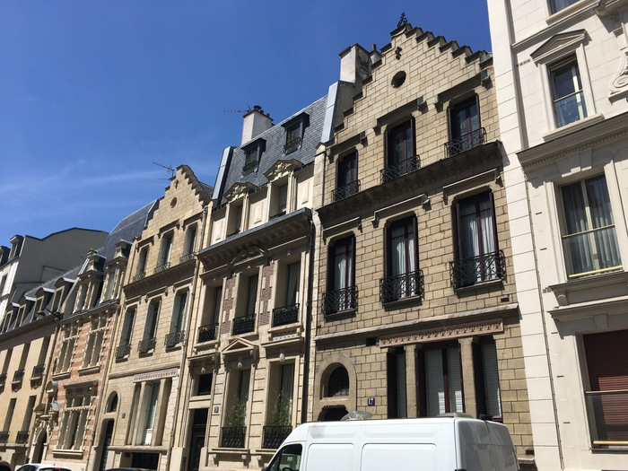 Journées du patrimoine 2020 - Visite-promenade architecturale de la Plaine Monceau