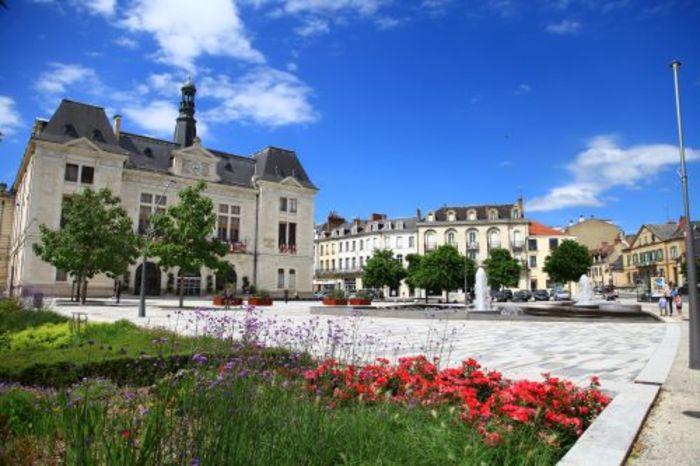 Journées du patrimoine 2020 - Visite de l'Hôtel de Ville de Montluçon