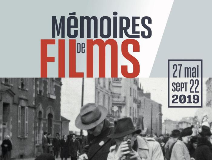 Journées du patrimoine 2019 - Mémoires de films, 20 ans de collecte en Loire-Atlantique