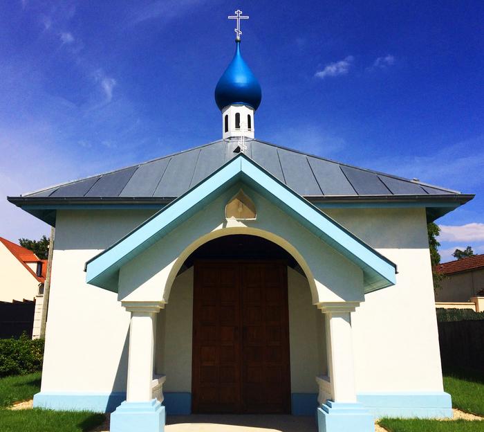 Journées du patrimoine 2019 - Projection à l'Église russe