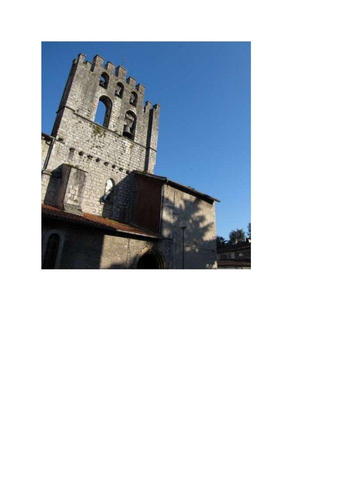 Journées du patrimoine 2020 - Visite guidée-conférence