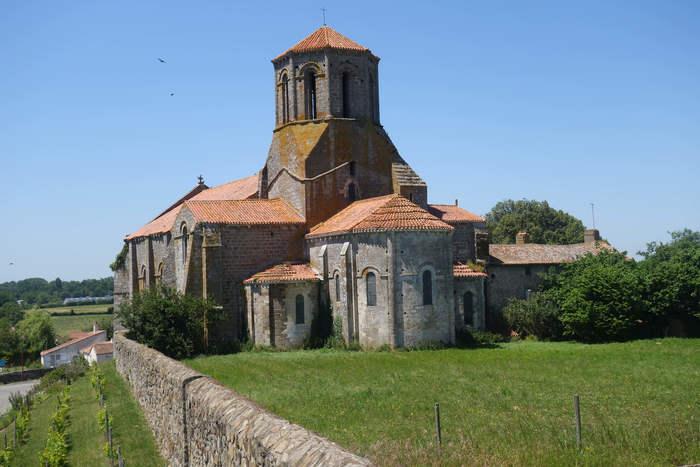 Journées du patrimoine 2020 - Visites et animations à l'église Saint-Pierre à Parthenay-le-Vieux