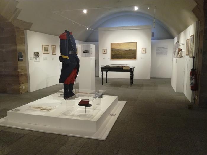 Journées du patrimoine 2020 - Visite commentée de l'exposition temporaire