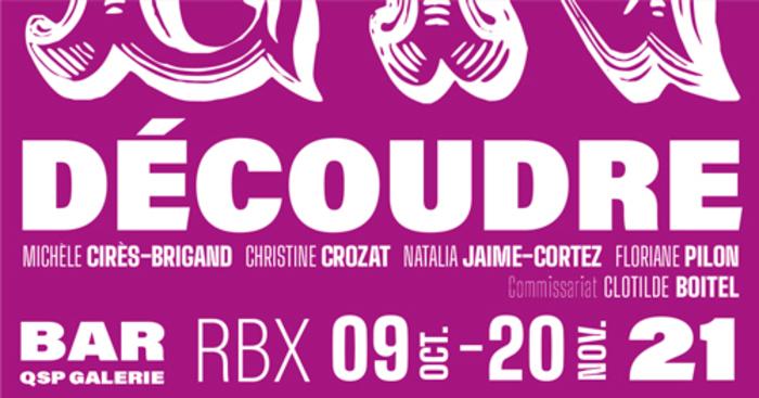 En Découdre, Michèle Cirès-Brigand, Christine Crozat, Natalia Jaime-Cortez, Floriane Pilon