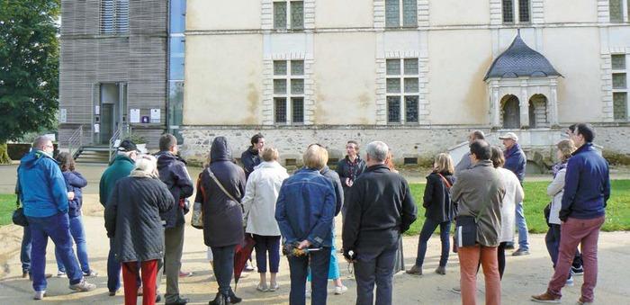 Journées du patrimoine 2019 - Visite commentée de la forteresse