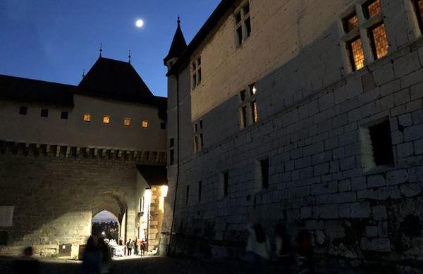 Nuit des musées 2019 -Musée-Château d'Annecy