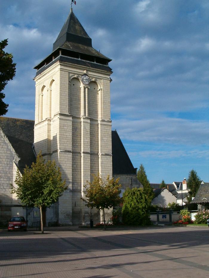 Journées du patrimoine 2019 - Eglise et clocher Notre Dame Les Rosiers