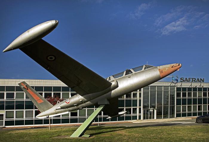 Le patrimoine de l'industrie aéronautique