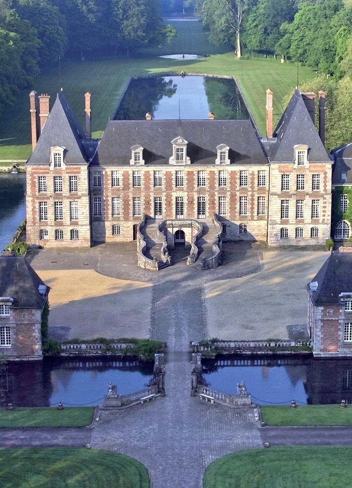 Journées du patrimoine 2019 - Visite commentée du château