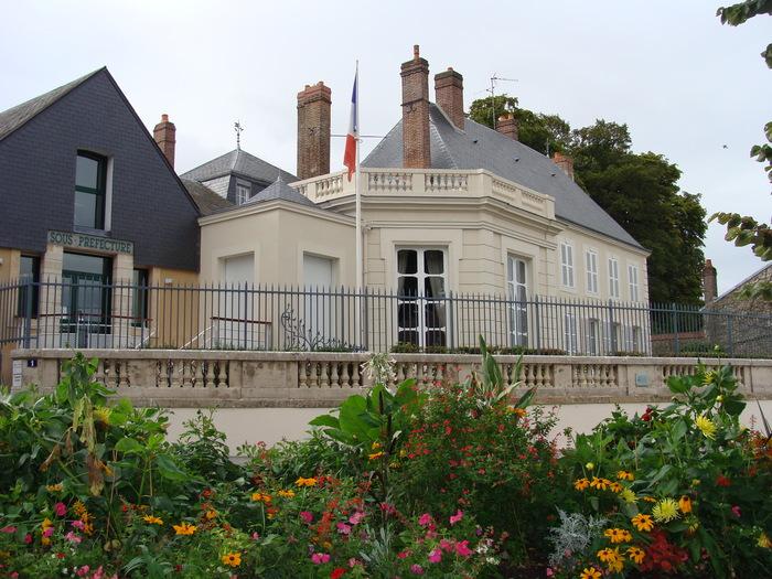 Journées du patrimoine 2020 - Visite libre de la sous-préfecture de Mortagne-au-Perche