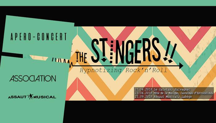 Apéro-Concert The Stingers