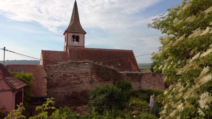 Journées du patrimoine 2020 - Visite de l'église fortifiée de Balbronn