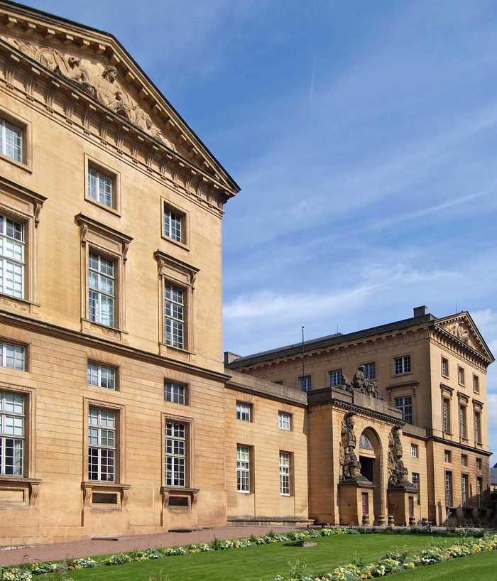 Journées du patrimoine 2020 - Visite guidée du Palais de Justice de Metz