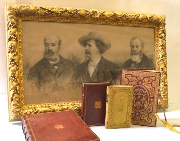 Nuit des musées 2019 -Les collections s'enrichissent. 15 ans d'acquisitions de la bibliothèque-musée