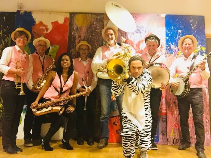Fête de la musique 2019 - Traddies Dixieland Band - Jazz Dixieland