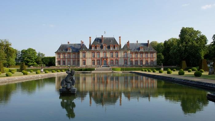 Journées du patrimoine 2020 - Visite du château de Breteuil