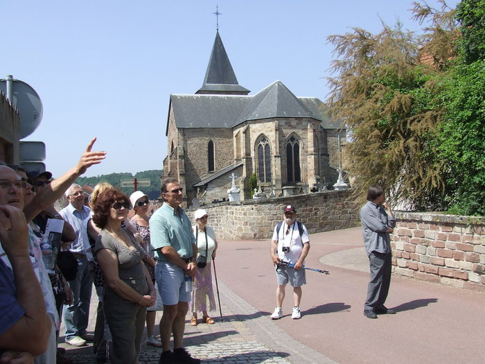 Journées du patrimoine 2019 - Visite guidée du Vieux Hombourg