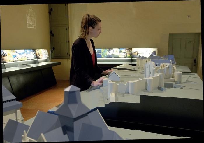 Journées du patrimoine 2019 - Exposition permanente du CIAP (Centre d'interpération de l'architecture et du patrimoine)
