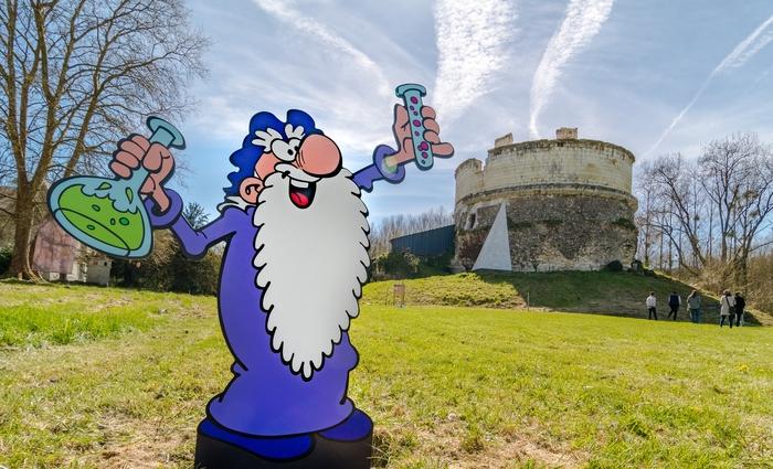 Journées du patrimoine 2019 - Voyage dans le temps à la tour-forteresse