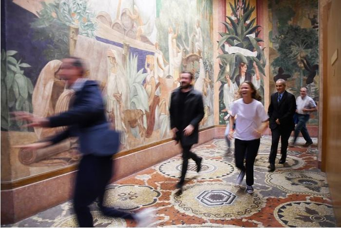Journées du patrimoine 2019 - Visite déguidée par Bertrand Bossard