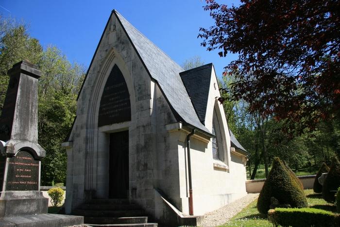 Journées du patrimoine 2019 - Visite guidée de la chapelle de Haumont-près-Samogneux