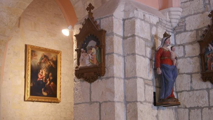 Journées du patrimoine 2020 - Visite guidée de l'église et de ses œuvres restaurées