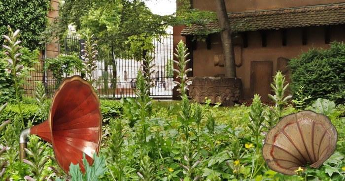 Journées du patrimoine 2020 - Le jardin de l'ouïe, une promenade sonore dans le jardin du musée