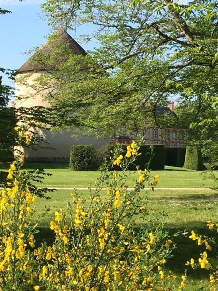 Journées du patrimoine 2020 - Promenade dans les jardins et le parc du château de Breteuil