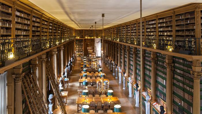Journées du patrimoine 2020 - Visite libre de la Bibliothèque Mazarine