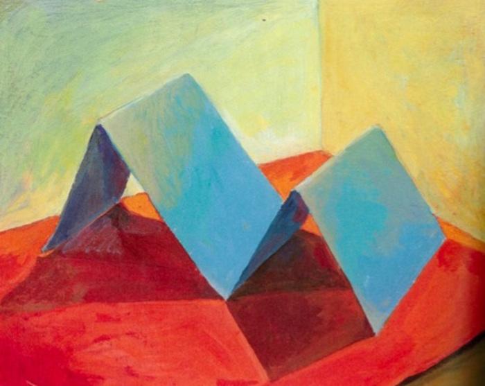 Un stage de peinture sur la couleur, pour soi ou en famille avec enfants ou petits-enfants. Théorie puis exercices pratiques avec la gouache. En ligne sur zoom