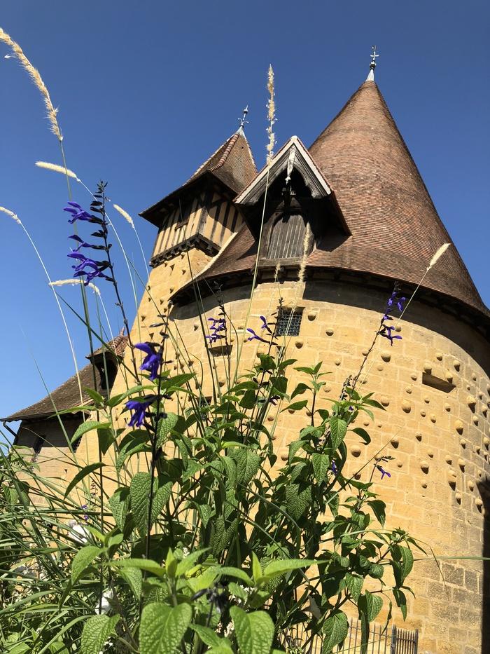 Journées du patrimoine 2019 - La Tour du Moulin de Marcigny