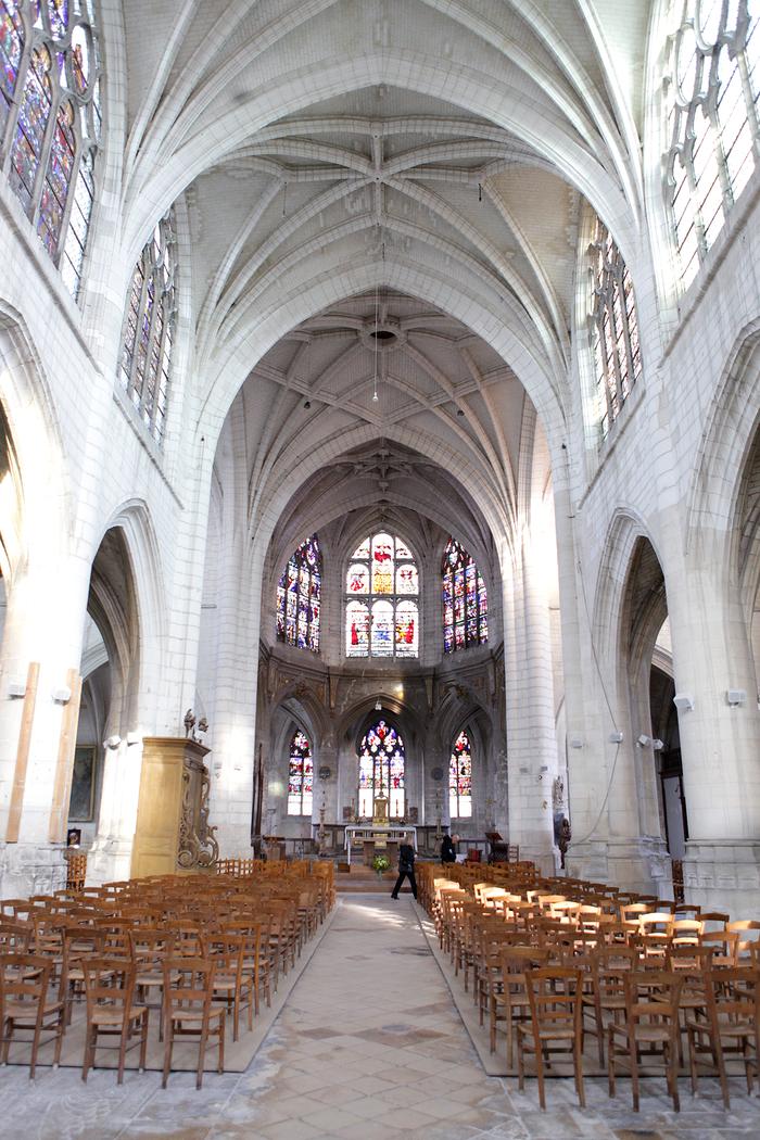 Journées du patrimoine 2020 - Visite libre de l'église Saint-Nizier