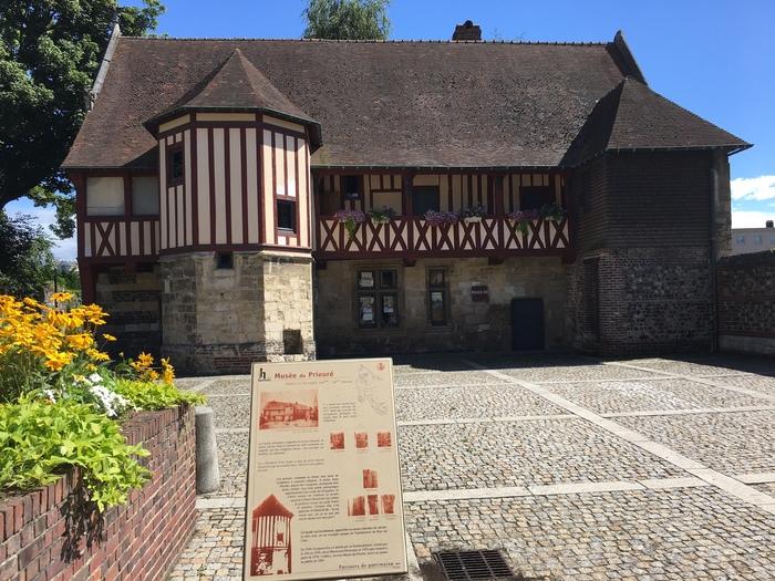 Journées du patrimoine 2019 - Visite guidée du Musée du Prieuré