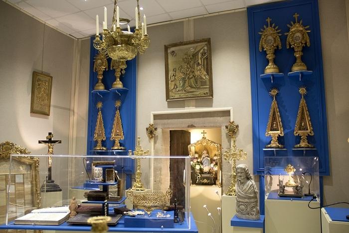 Journées du patrimoine 2019 - Espace muséal de la Tour de la Cloche, l'art sacré