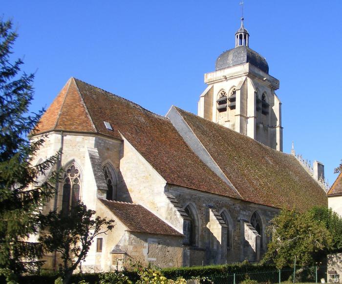 Journées du patrimoine 2019 - Visite commentée de l'Eglise Saint-Pierre et Saint-Paul