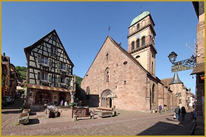 Journées du patrimoine 2020 - Visite commentée du site de l'église de l'Invention-de-la-Sainte-Croix