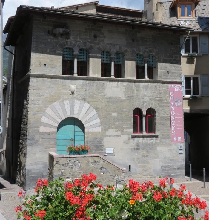 Journées du patrimoine 2020 - À la découverte du patrimoine religieux de l'ancien Archevêché d'Embrun