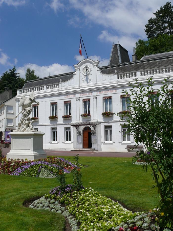 Journées du patrimoine 2019 - Visite libre du bureau de réception du Maire, de la salle des mariages et de la salle des commissions