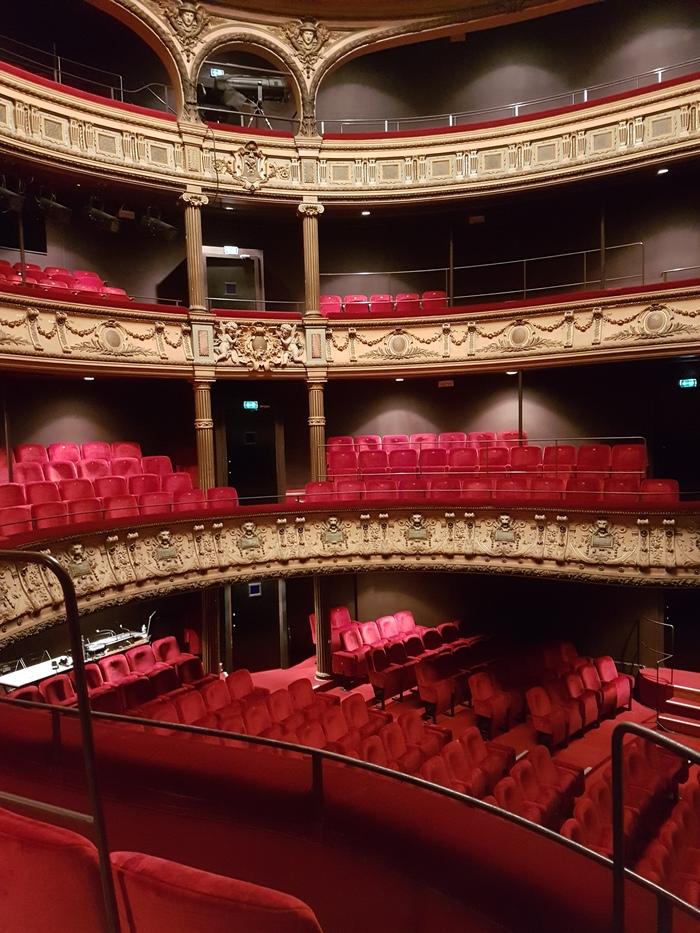 Journées du patrimoine 2020 - Visite libre du théâtre