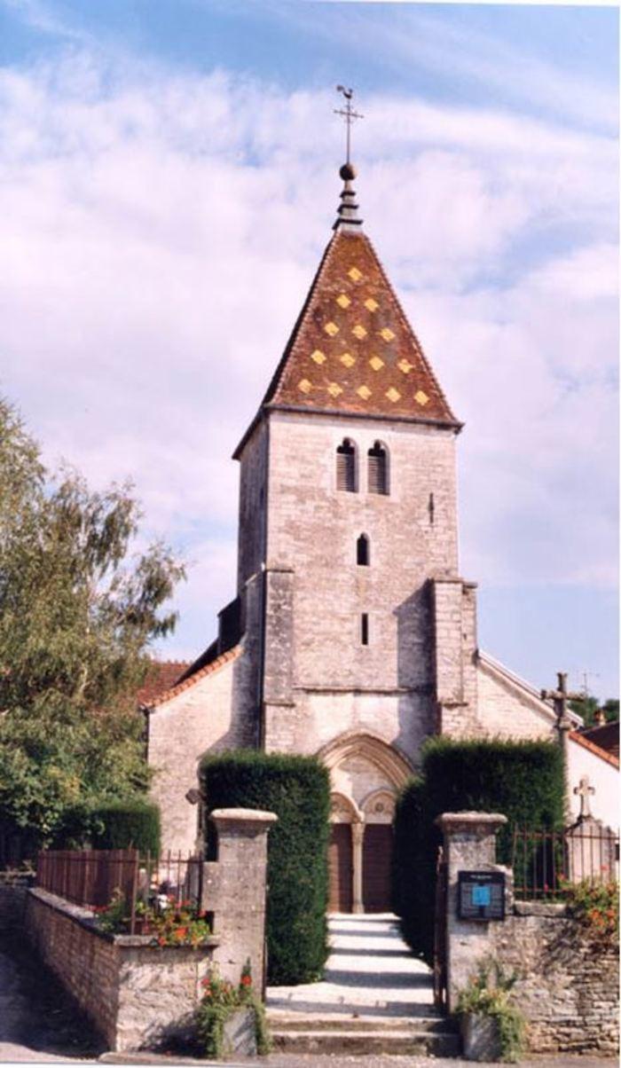 Journées du patrimoine 2020 - Découverte de l'église Saint Christophe de Champlitte la Ville