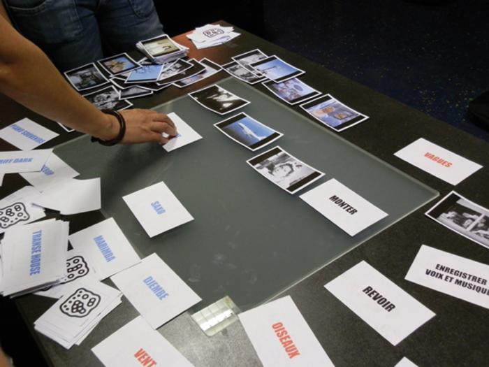Atelier de sensibilisation au montage cinématographique