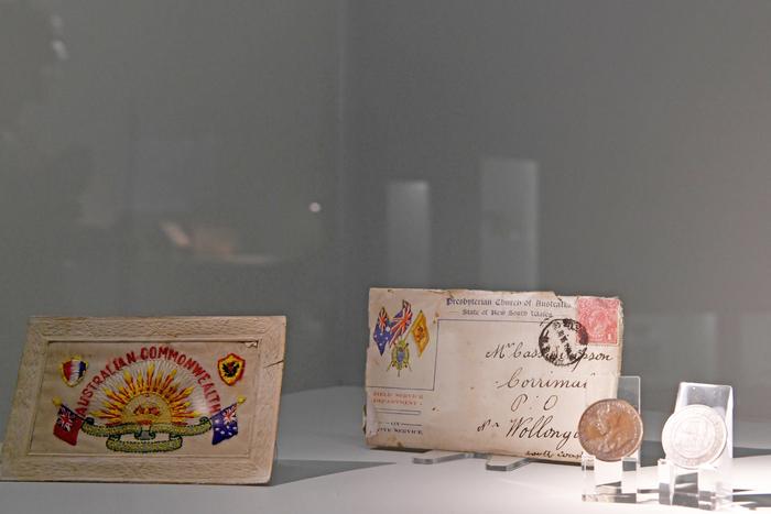 """Atelier """"Les objets sortent des réserves"""" au Musée de la Bataille de Fromelles"""