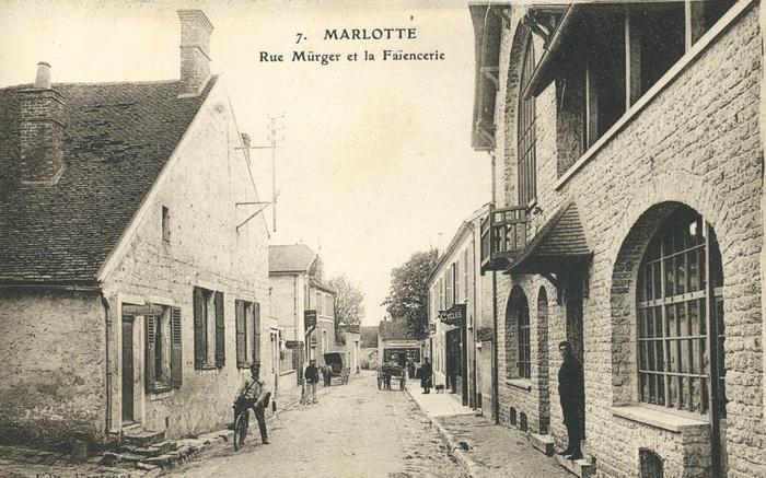 Journées du patrimoine 2019 - Bourron et Marlotte autour de 1900 à travers les cartes postales
