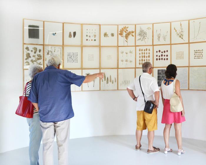 Journées du patrimoine 2019 - Visite libre de l'exposition Bis repetita placent et Contrepoint, Gérard Traquandi & la Donation Albers-Honegger